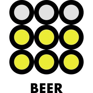 Beer. Vedi anche la versione Wine.