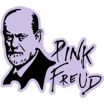 Pink Freud Psychoanalyse