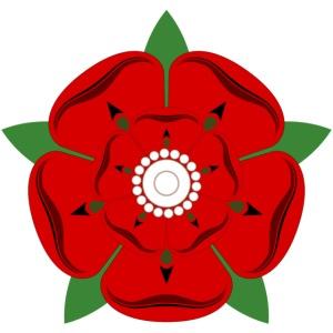 Lancashire rose svg png