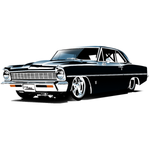 Chevy II Nova Super Sport