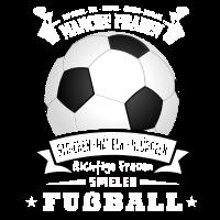 Richtige Frauen spielen Fußball