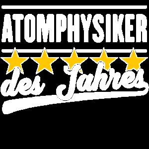 Atomphysiker des Jahres