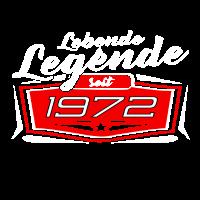 1972 Lebende Legende T-Shirt