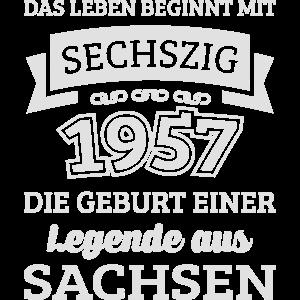 Geburtstag 60 Jahre Legende aus Sachsen