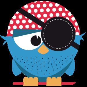 Birdie Pirat