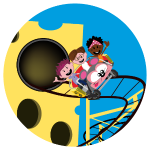 Themeparkrides: Mousecoaster