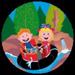 Themeparkrides: Rapids