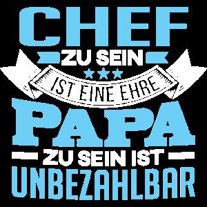 CHEF und Papa