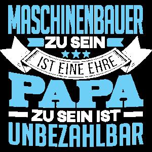 MASCHINENBAUER und Papa