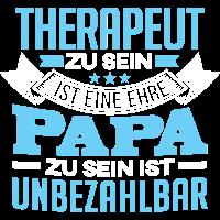 THERAPEUT und Papa