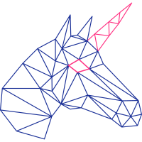 Einhorn Poly