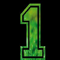 Alphabet 1 Zahl Buchstabe Geburtstagsgeschenk