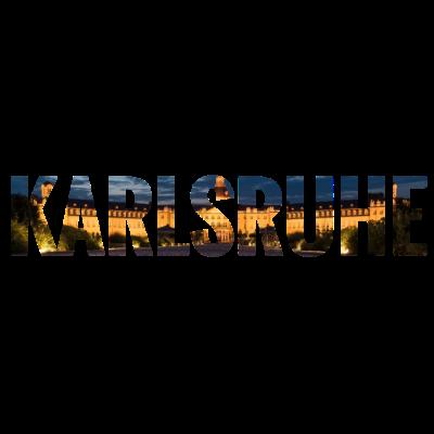 City Skyline Karlsruhe - City Skyline Karlsruhe - oberstes deutsches Gericht,Verfassungshüter,Karlsruhe,Bundesverfassungsgericht,0721