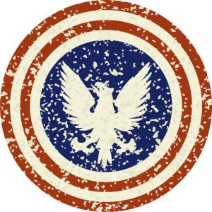 USA-Schild