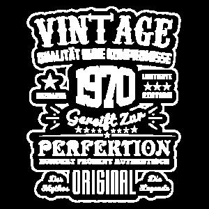 1970 - Zur Perfektion Gereift