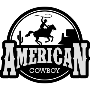 Amerikanischer Cowboy
