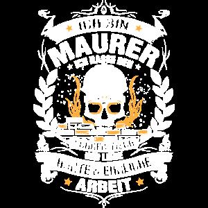 Maurer/Bauarbeiter/Handwerker/Bauberuf/Arbeit