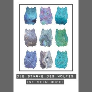 Die Stärke des Wolfes