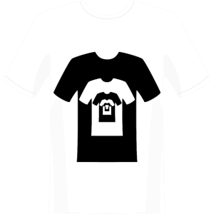 T-Shirt mit T-Shirt
