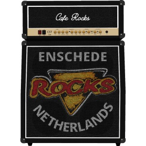 Rocks Amp Stack