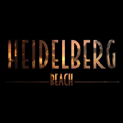 Heidelberg Beach - Heidelberg Beach - Heidelbergerin,Heidelberger,Heidelberg,06221