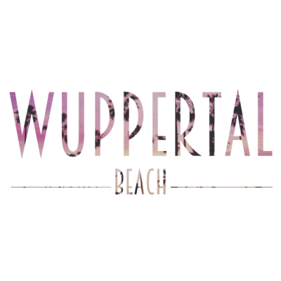 Wuppertal Beach - Wuppertal Beach - Wuppertalerin,Wuppertaler,Wuppertal,02058,02053,0202