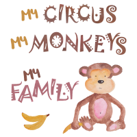 My Circus My Monkeys My Family