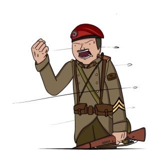 Sgt.Flantier 1940