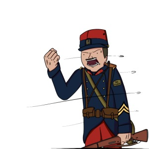 Sgt.Flantier 1914