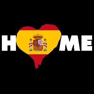Heimatliebe Spanien