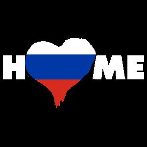 Russland Heimatliebe