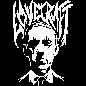 Lovecraft Metal Band Schöpfer von Cthulhu
