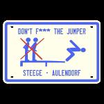 Steege - Schild