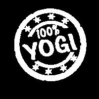 Yogi Stempel weiss HappySoul