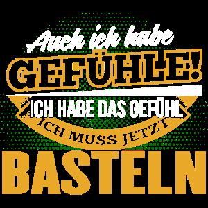 BASTELN - Ich habe auch Gefühle