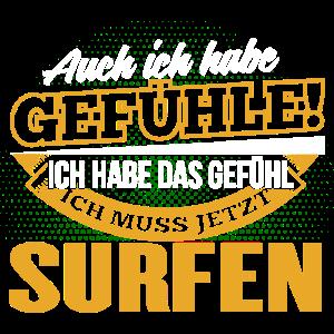 SURFEN - Ich habe auch Gefühle