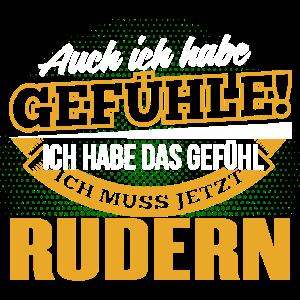 RUDERN - Ich habe auch Gefühle