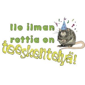 Ilo ilman rottia - kuvallinen
