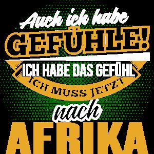 AFRIKA - Ich habe auch Gefühle