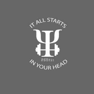 PSYfit Logo Tee