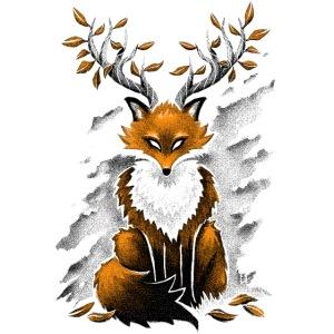 Deer Fox