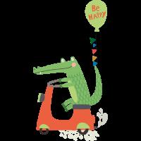 11 Krokodil png vectorstock 6122886