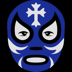 Wrestling Maske