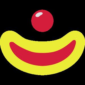 Clown Mund