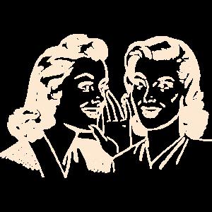Vintage Frauen