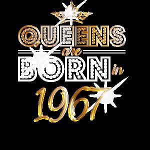1967 - Birthday - Queen - Gold - EN