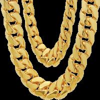 Meine Doppel Goldkette
