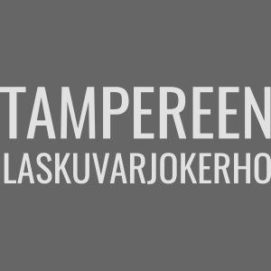 Teksti TAMLK logo CMYK Wh
