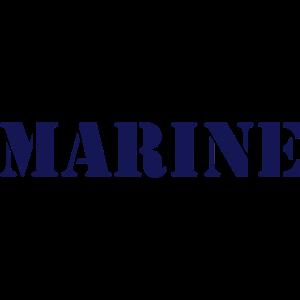 Marine Marineblau