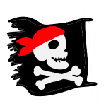 piratenflagge schiff